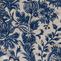 Rowe Fabric Navy 12603 56