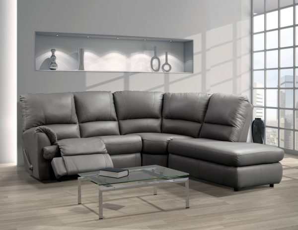Elran Mylaine Sectional Room Concepts