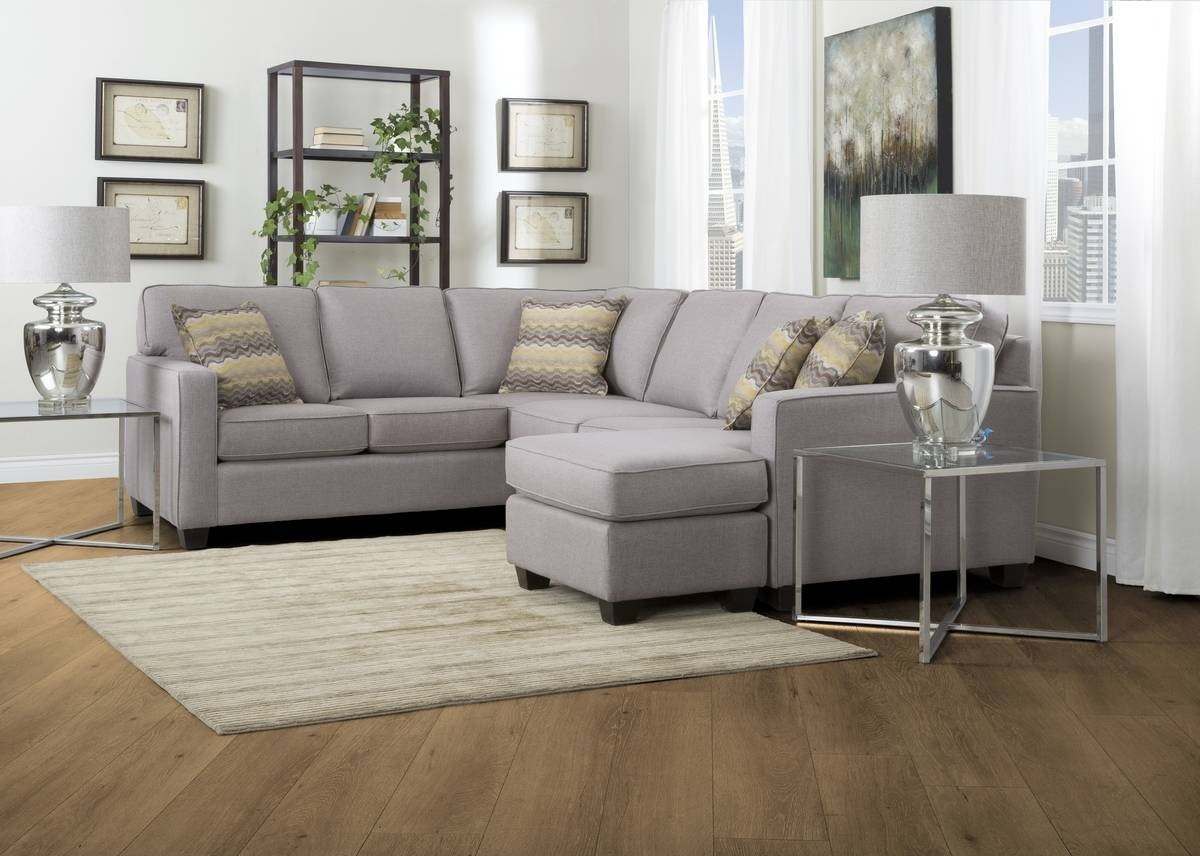 D 233 Cor Rest 2541 Sectional Room Concepts
