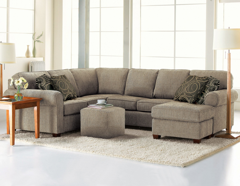 Decor Rest 2576 Sectional Room Concepts