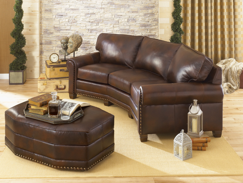 Sectional Reclining Couch Living Room