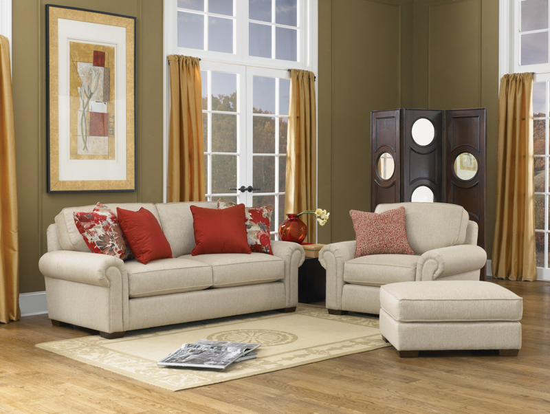 Smith 8000 Series Sofa Room Concepts