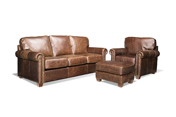 Admirable Legacy Leather Austin Sofa Room Concepts Pdpeps Interior Chair Design Pdpepsorg