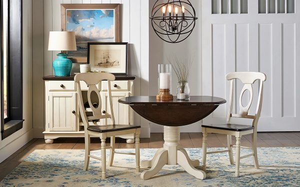 British Isles Drop Leaf Table Room Concepts