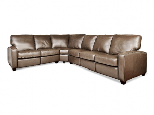 Legacy Leather Dennison Sectional