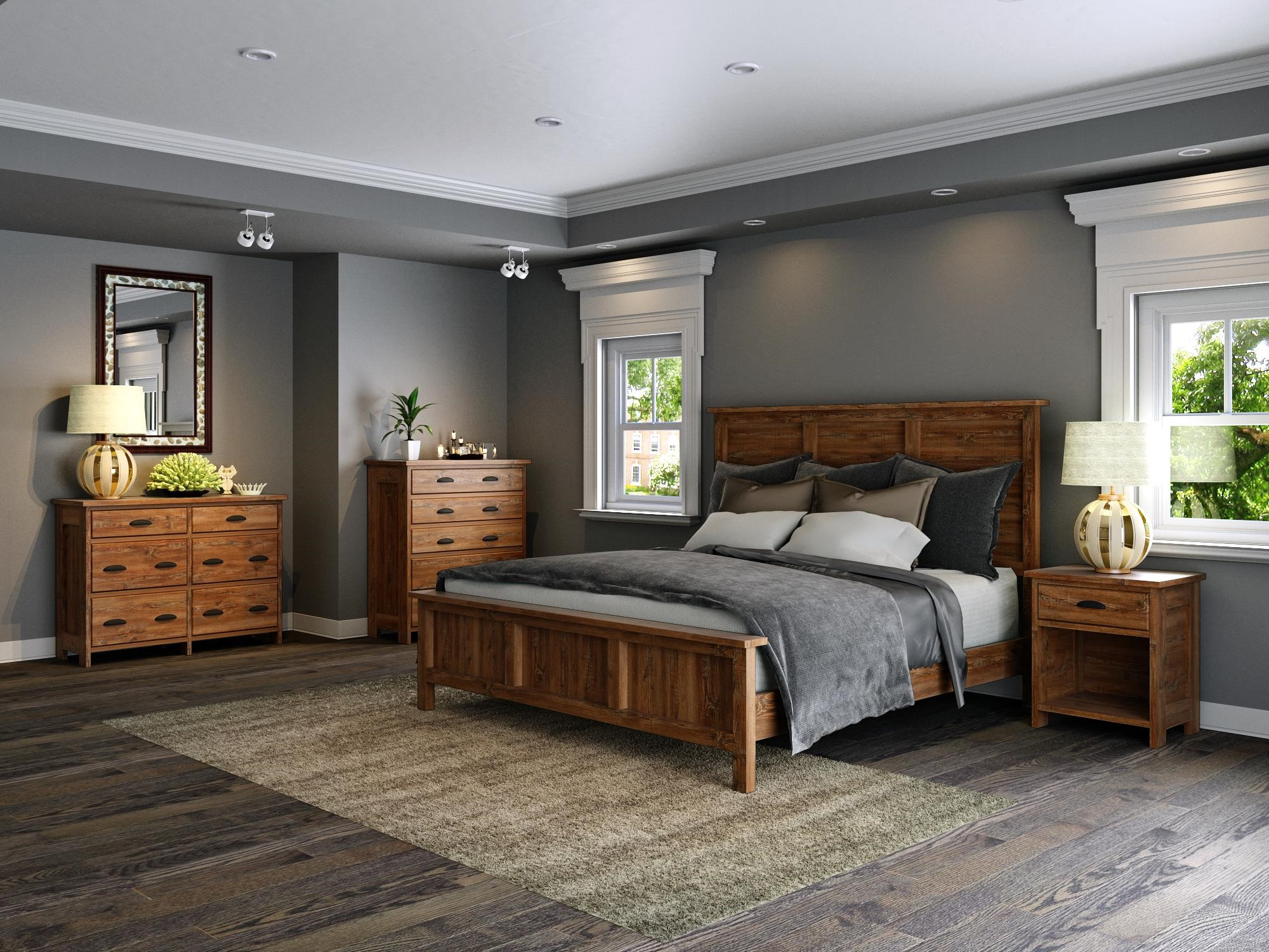 Retreat Bedroom Collection Room Concepts
