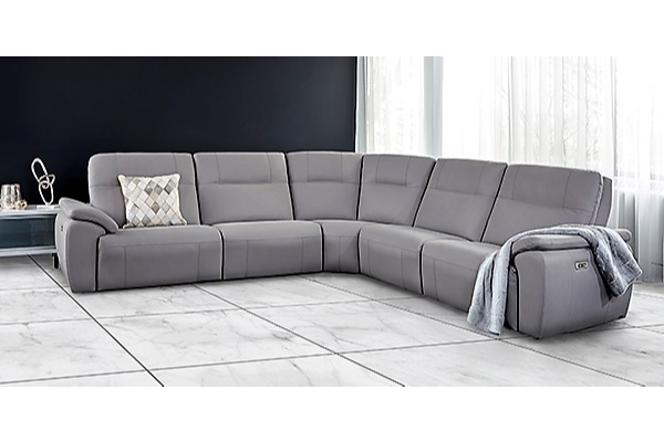 Elran Rowan Sectional Room Concepts