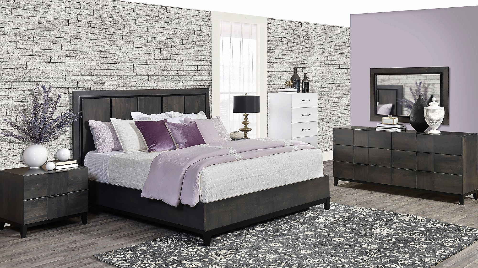 Cvw American Modern Bedroom 2 Room Concepts