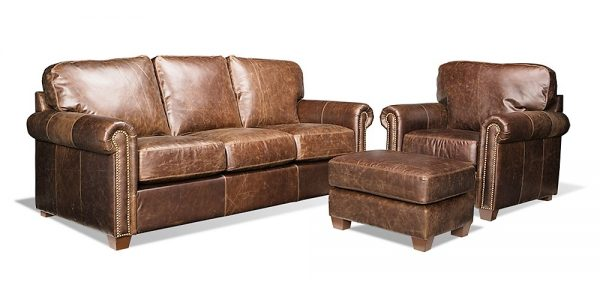 Legacy Leather Sofa Reclining Room Concepts