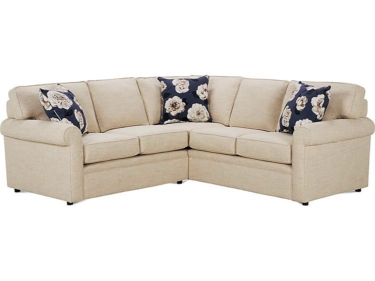 Rowe Brentwood Sectional Room Concepts