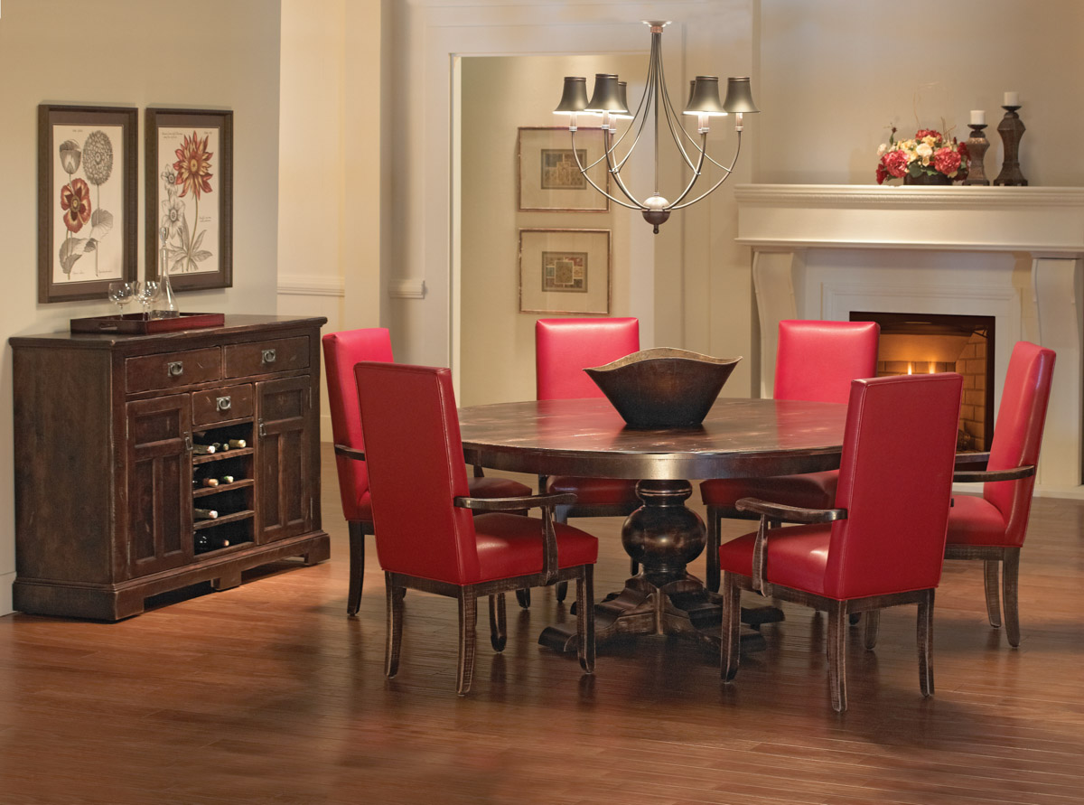 Canadel champlain dining room concepts for Dining room concepts