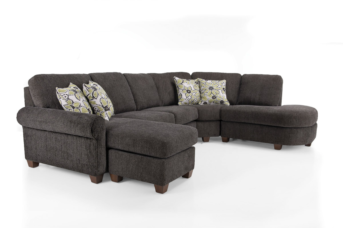 Décor Rest 2A/3A Sectional
