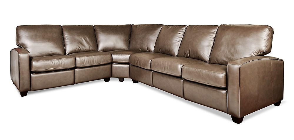 Legacy Leather Sectional Reclining Room Concepts