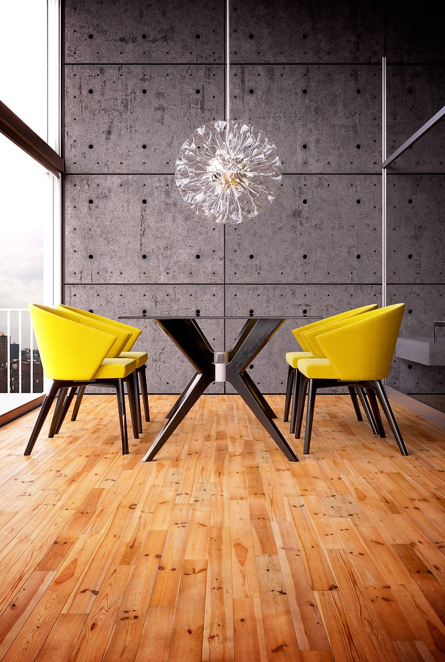 Canadel Downtown Dining Room Concepts