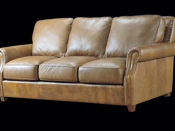 Exceptional Legacy Leather Sofa
