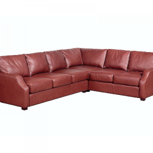 Legacy Leather Sectional
