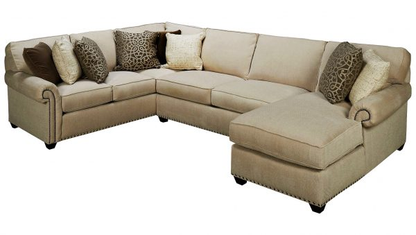 Rowe Morgan Sectional Room Concepts