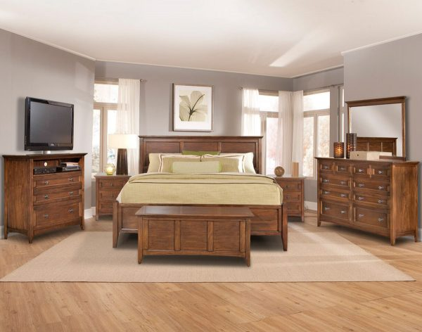 Westlake Collection – Cherry Mahogany