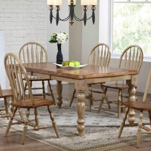 Quails Run Farmhouse Table Room Concepts